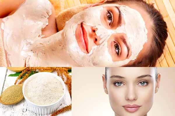 Amaranth Mehl Gesichtsmasken. Meinungen. Vorteile. Rezepte von Masken. Effekte.