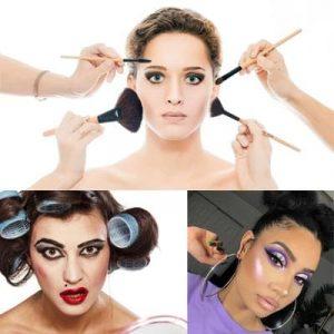 Make-up-Fehler