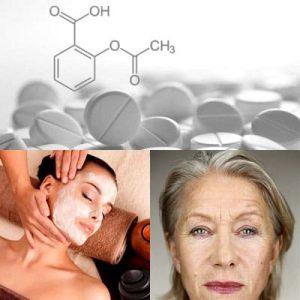 Aspirin fürs Gesicht